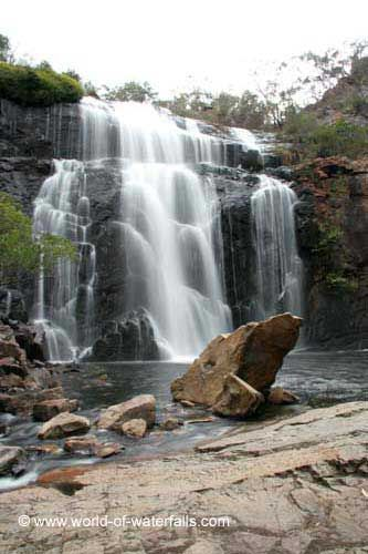 MacKenzie Falls  Grampians National Park, Victoria, Australia