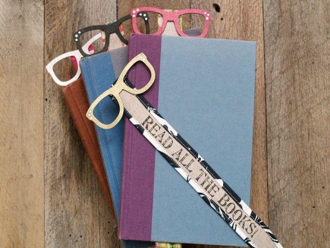 Оригинальные закладки для книг - 101HandMade