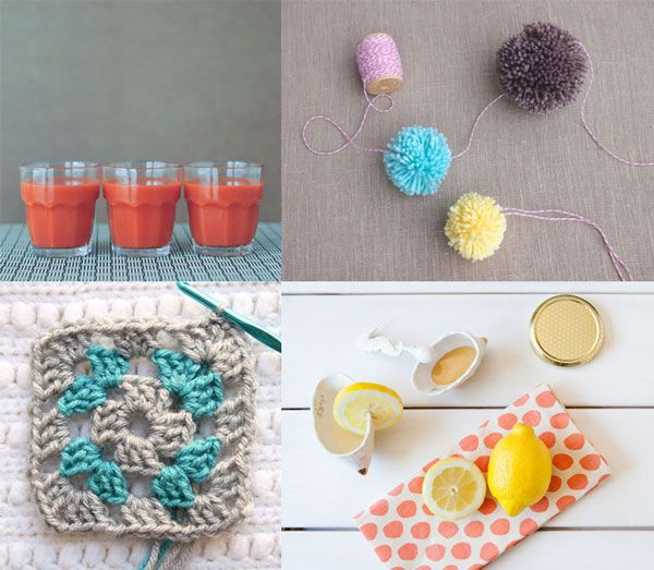 Tutorials: Crafty hangover cures   Mollie Makes