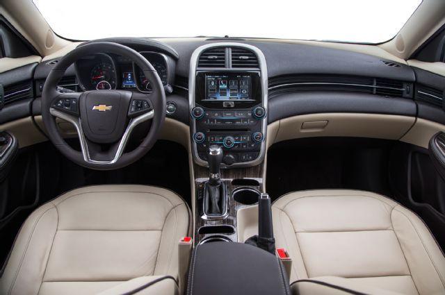 2016 Chevrolet Malibu Turbo First Test Photo Gallery