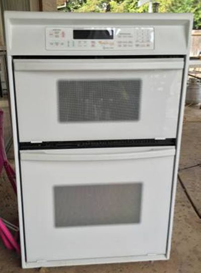 Do you have this Whirlpool Micro Oven Combo?