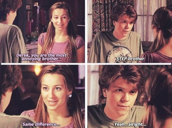 Life with Derek. These two should have been a couple!!