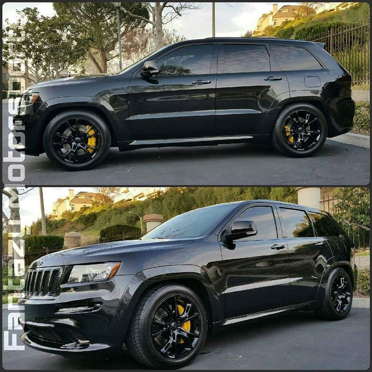 Blackout Package Lowering Springs & Custom Caliper Paint on this Beautiful Jeep SRT Looks  Sweet! Custom Wheel Powdercoating (Any color) Custom Caliper Paint (Any Color) Biggest Source for Performance & Suspension Parts. Quality Full Vinyl Wrap & Paint 0% Financing for up to 24 Month OAC No Credit Check / No Down Payment EVERYONE IS APPROVED VISIT US 3131 E.Thousand Oaks Blvd LIKE & SHARE #fantazymotorsports #fantazylifestyle #jeep #jeepgrandcherokee #jeepsrt #jeepsrt8 #powdercoating…