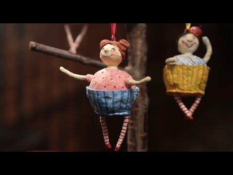 «Ручная работа». Забавная подвеска-кекс (28.09.2016) - YouTube