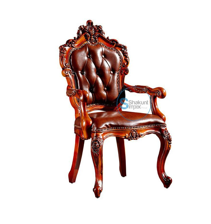 Hand carved chair @shakuntimpex #shakuntimpex #handcarvedfurniture #furniture #antiquecarvedfurniture