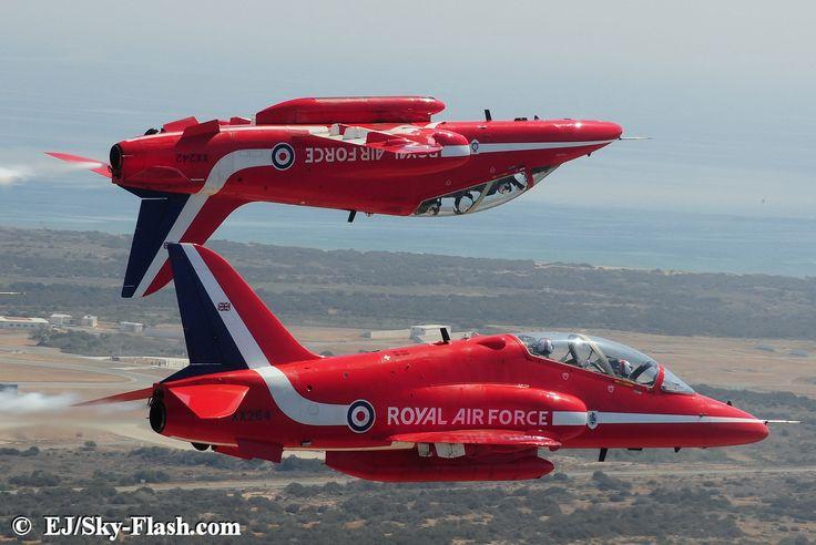 BAe Hawk  (Red Arrows)