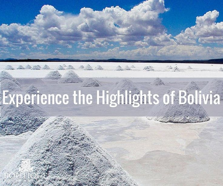 Get ready for 11 incredible days in Bolivia. From the capital La Paz to the famous salt flats of Uyuni this trip will have you mesmerized#bolivia #lapaz #sucre #potosi #saltflats #uyuni #traveladventures #travelbolivia #explorebolivia #naturalwonders  Check it out at http://ift.tt/1QOrZtG with boutique south america