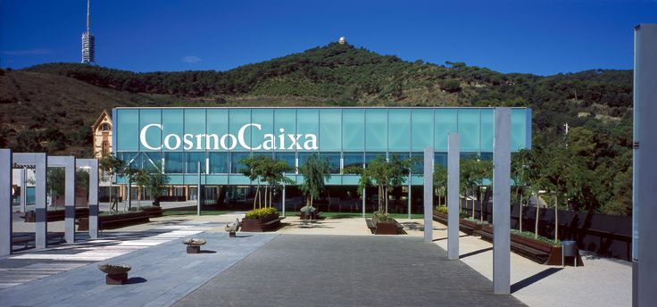 CosmoCaixa Barcelona is a science museum located in Barcelona.