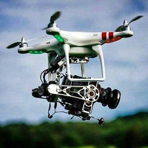 The ultimate camera setup