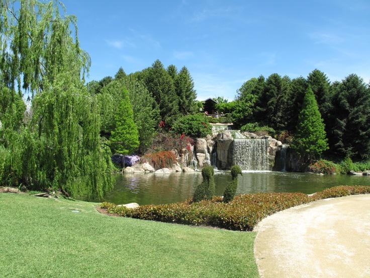 Hunter Valley Gardens at Pokolbin - Hunter Valley, NSW