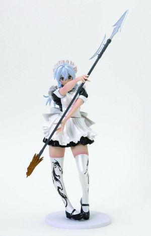 #transformer ko ikki tousen: sonsaku hakufu maid fighter (black) [figure] by uart