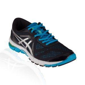 Asics - Gel Excel 33 3 Running Shoe - Black/Lightning/Blue