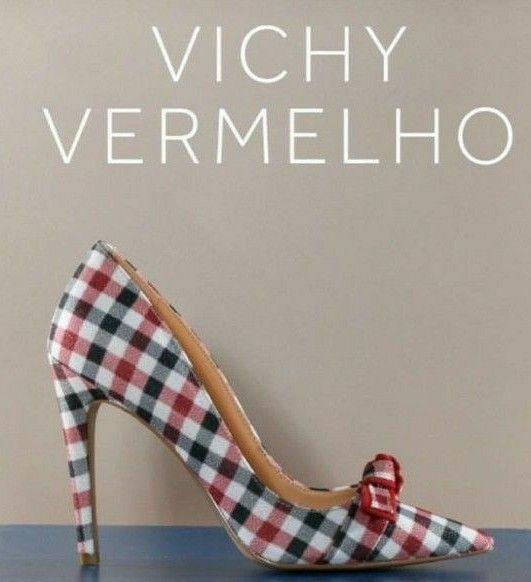 Vichy Vermelho