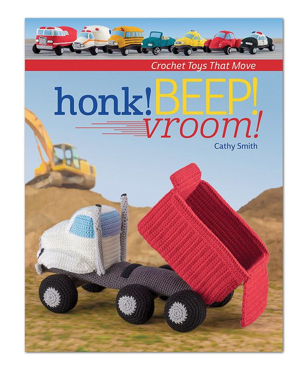 Look at this Honk! Beep! Vroom! Paperback on #zulily today!