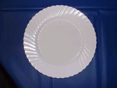 white fancy plastic plates... Wedding ... & 123 best graduation images on Pinterest | Harvest table ...