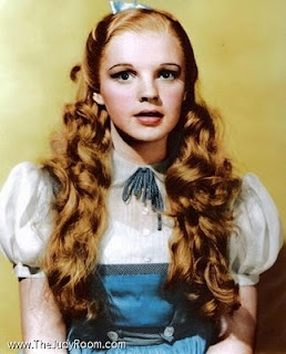 Dorothy was almost blond.