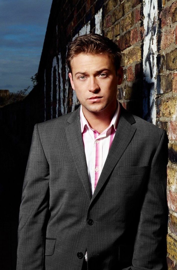 Paul Nicholls (Eastenders, Law & Order UK, Goodbye Charlie Bright) Tall, dark and British ...