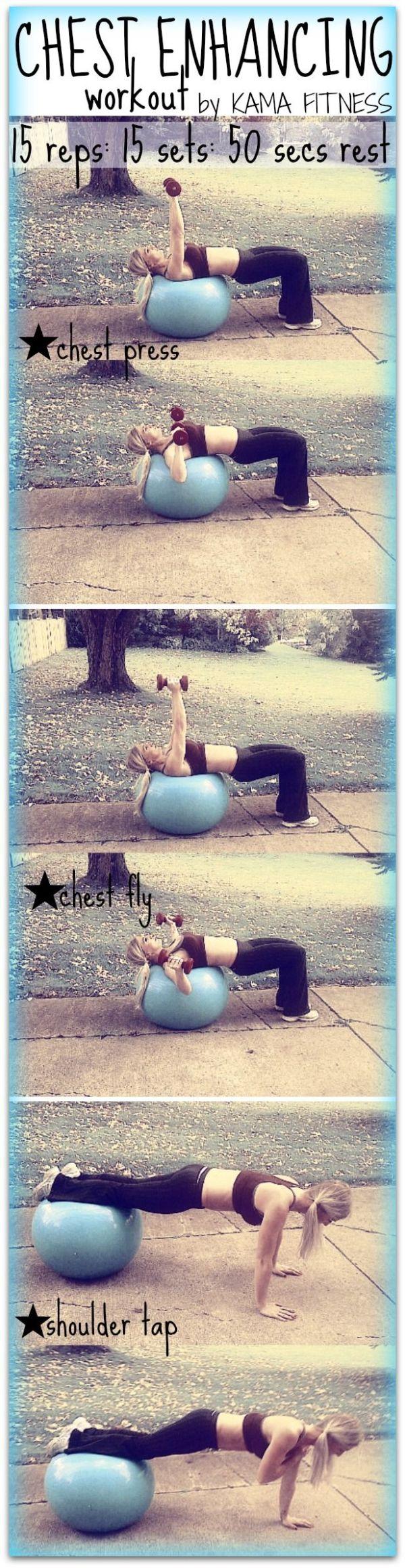 Chest Workout.. interesting graphics but this might work @Hayley Sheldon Sheldon Sheldon Jernigan