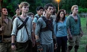 My favourite movie that I have seen recently is The Maze Runner. I read the book before seeing the movie and I thoroughly enjoyed both of the story lines.