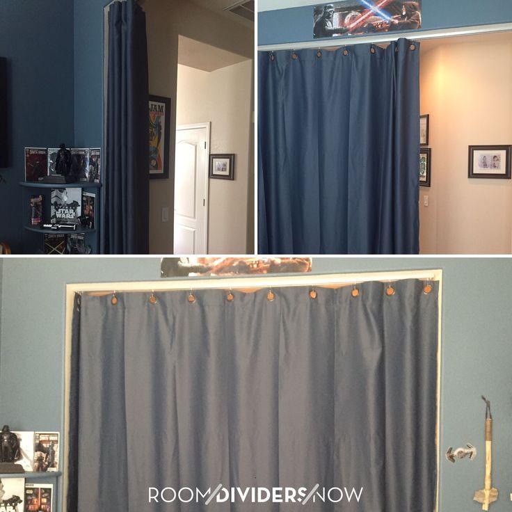 Best 25+ Room Divider Curtain Ideas On Pinterest