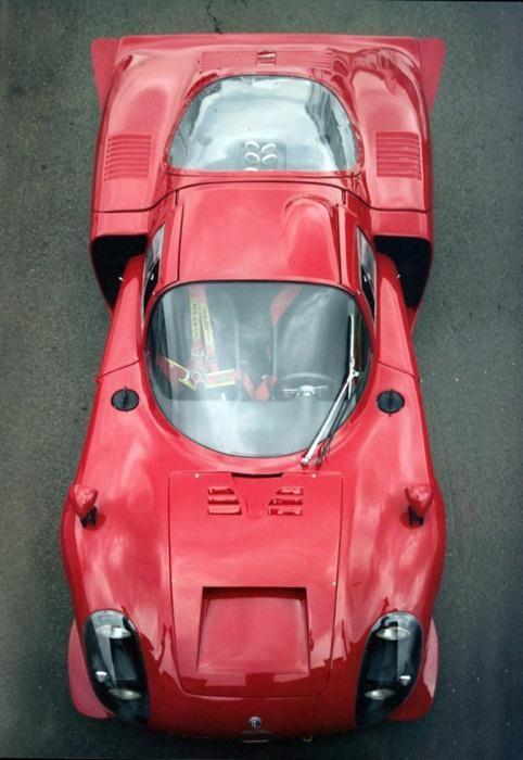 Alfa Romeo 33/2   | Keep the Luxury | BeStayBeautiful