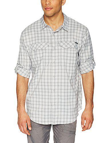 1431bab6a Chic Columbia Men's Silver Ridge Lite Plaid Long Sleeve Shirt Mens Fashion  Clothing. [$35.98 - 125.64] topbrandsclothing from top store