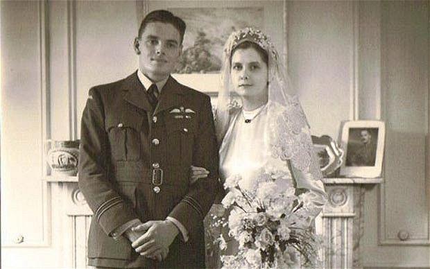 Ken Jenner DFC - Bomber Pilot - Telegraph Obituary - http://www.warhistoryonline.com/war-articles/ken-jenner-dfc-bomber-pilot-telegraph-obituary.html