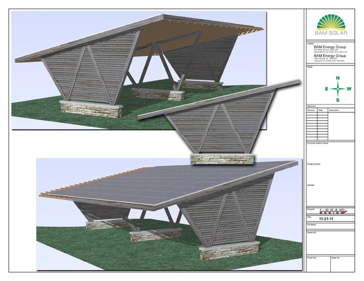 Envision Solar prefab carport - Google Search