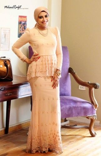 Soiree hijab dresses for small events | Just Trendy Girls