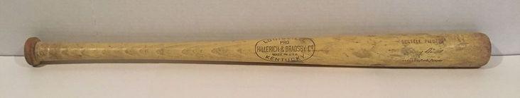 Seattle Pilots Tommy Davis Little League Baseball Bat 1969 #SeattlePilots
