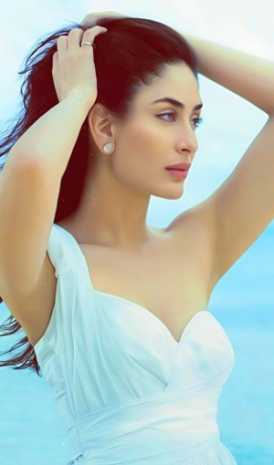 Kareena Kapoor She looks damn beautiful and different..... WOW