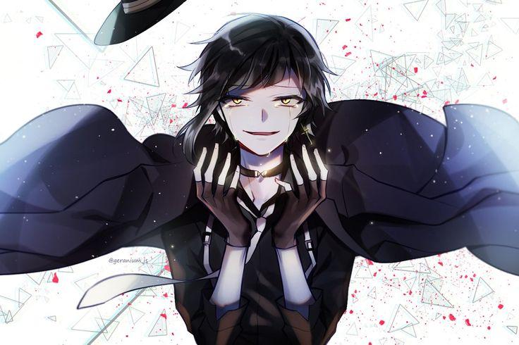 Dark!Atsushi