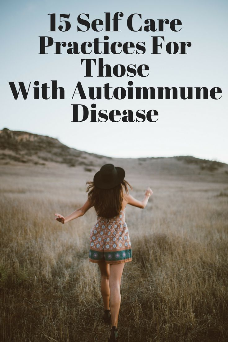 """20% of the population has an autoimmune condition in North America. If  you're part of that 20% you know the toll it can take on your day to day  life.Self care is important for everyone, but even more so when you're  living with a chronic illness. Even if your disease is in remission or  falls on the mild spectrum it's still important to take care of your well  being.  What does self care mean?Self care is care provided """"for you, by you.""""  It's about identifying your own needs and taking…"""