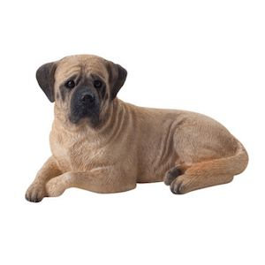 SANDICAST English Mastiff Sculpture #BullyDogNation