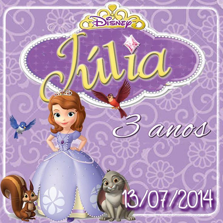 tag-adesivo-princesa-sofia-5x5-aniversario-princesinha-sofia.jpg (907×907)