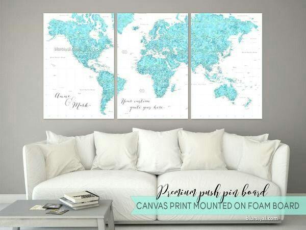 Best 25 World map pin board ideas on Pinterest World map travel