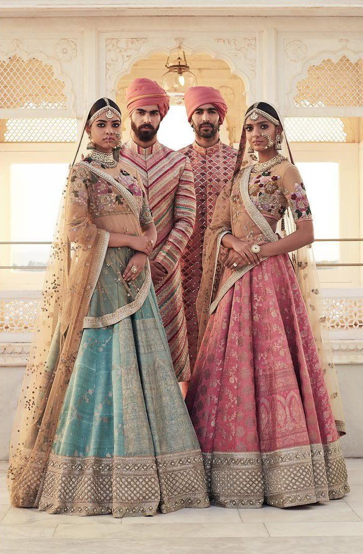 Indian Fashion — The Udaipur Collection by Sabyasachi Mukherjee...