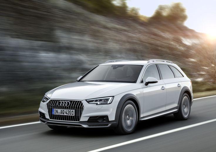 Is the Audi Allroad better than its predecessor? - http://www.quattrodaily.com/audi-allroad-better-predecessor/