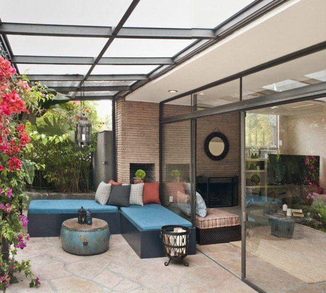 17 meilleures idéesà propos de Auvent Bois sur Pinterest Auvent de terrasse, Pergola de  # Auvent Terrasse Bois