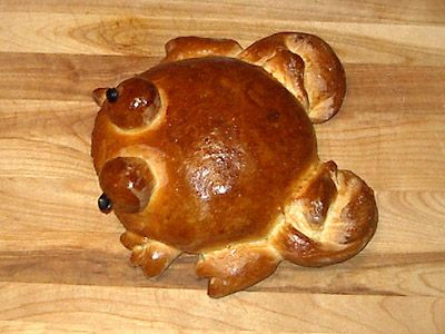 Frog Bread | The Fresh Loaf