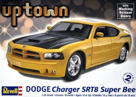 2007 Dodge Charger SRT8 Super Bee Model Kit