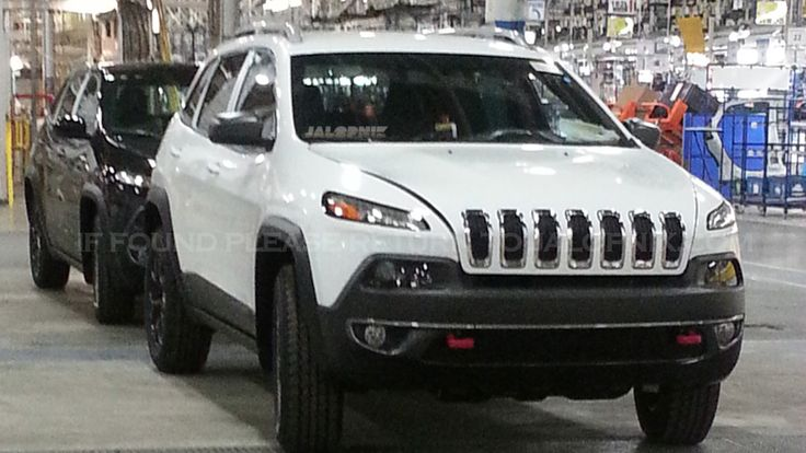 2014 Jeep Cherokee.  I think they are trying to out ugly the Pontiac Aztec.