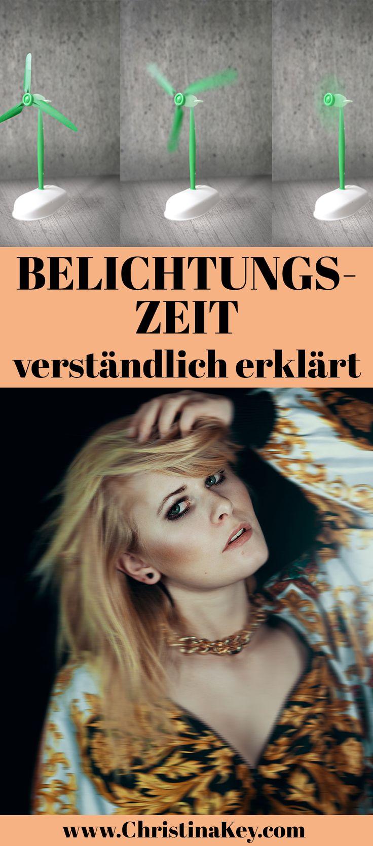Fotografie Tipps: Die Belichtungszeit verständlich erklärt - Endlich fotografieren lernen // Artikel von CHRISTINA KEY - dem Fotografie-, Mode-, Food-, Blogger Tipps und Lifestyle Blog aus Berlin