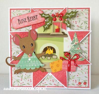 100% Handmade By Rimmie: Fijne kerst