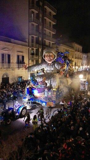 Carnevale Putignano 2015