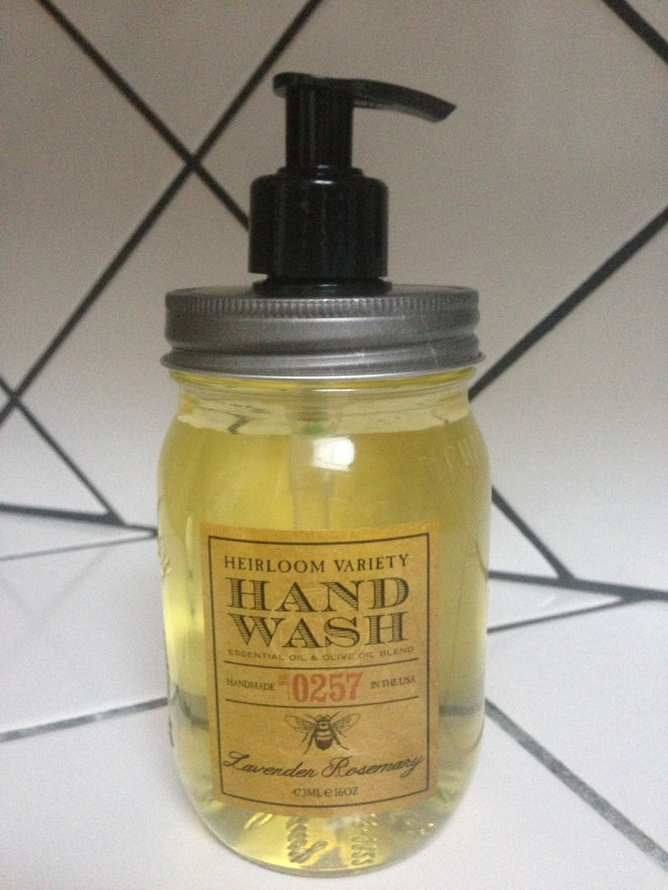 Home & Body Co. - Hand soap packaging