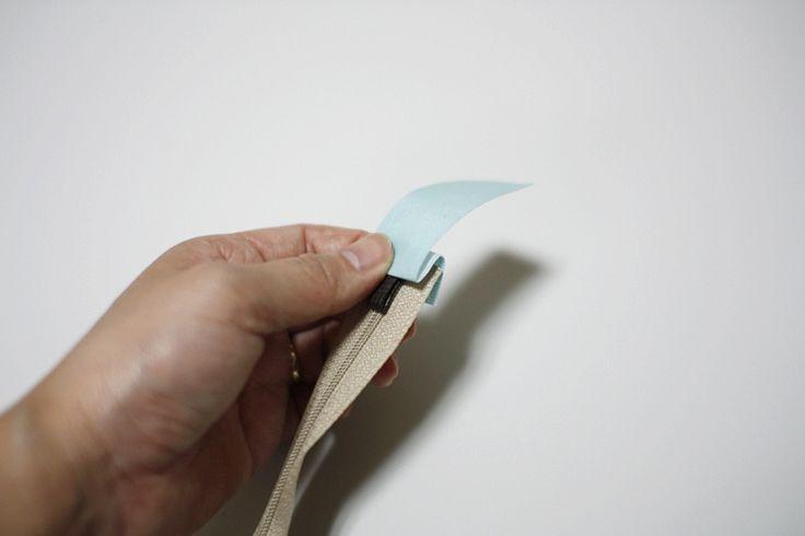 Boxy pouzdro / taška DIY tutorial se vzory. ~ DIY výuka nápady!