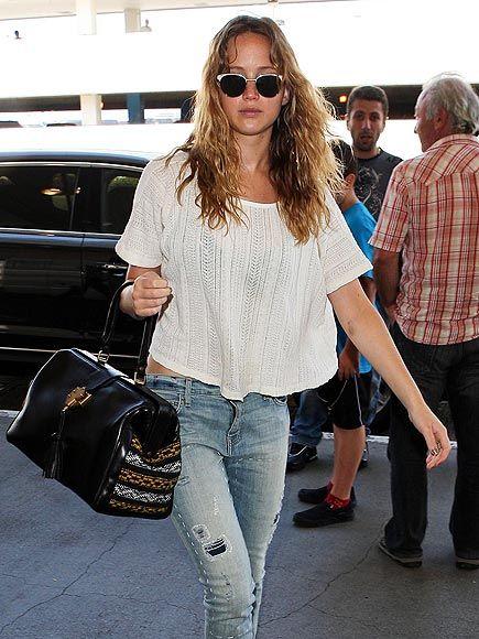 Jennifer Lawrence - Celebrity Central Profile, Jennifer Lawrence : People.com
