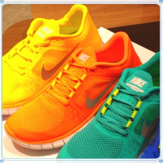 Nike Free Run+ 3 5.0 Women's Running Shoes - Teal
