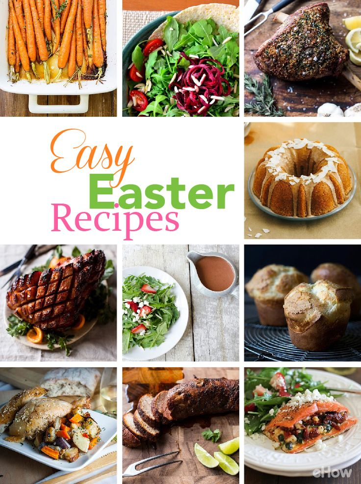 Best 25 traditional easter food ideas only on pinterest for What is a traditional easter dinner